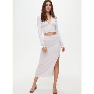 ARITZIA  WILFRED FREE Shield Skirt-XS